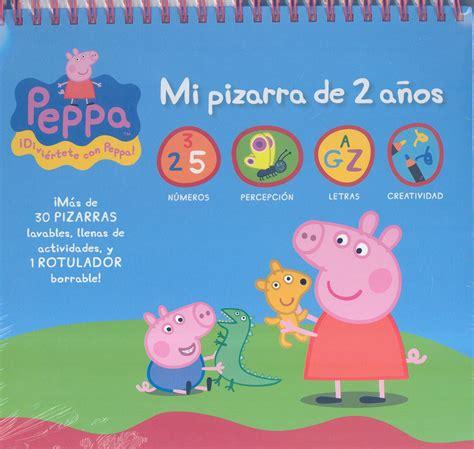 libro peppa pig hide and comprar libro peppa pig 2 a 209 os mi pizarra para jugar y aprender