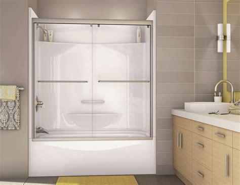 Bath Shower Enclosure Kits kdts 3060 alcove or tub showers bathtub maax