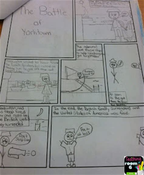 Summarizing Non Fiction Text With A Comic Strip Teaching In Room 6 Water Cycle Comic Template