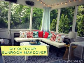 Sunroom Chairs Comfortable How To Build An Outdoor Sectional Knock It Off East