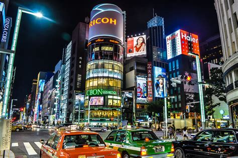 Seen At Tokio by 50 Things To Do In Ginza Tokyo Tsunagu Japan