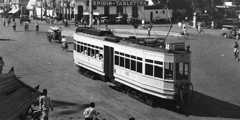 Kisah Kisah Edan Seputar Jakarta Tempo Doeloe 5 alat transportasi jaman dulu di jakarta yang nge top kisah unik dan menarik info gaptek update