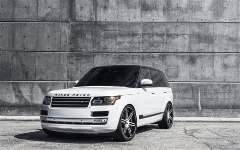 white range rover wallpaper white range rover wallpaper hd pictures