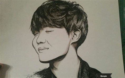 Jhope Drawing Easy by What Do You Guys Think About My J Drawing 3 Army