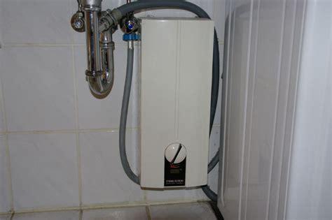 Durchlauferhitzer Badewanne by Test Eines Durchlauferhitzers F 252 R Die K 252 Che Oder Des