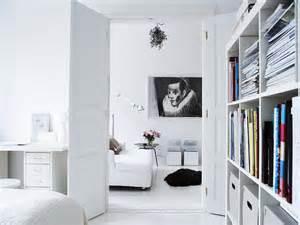 Scandinavian Home Design Books scandinavian style interior design with book shelf your