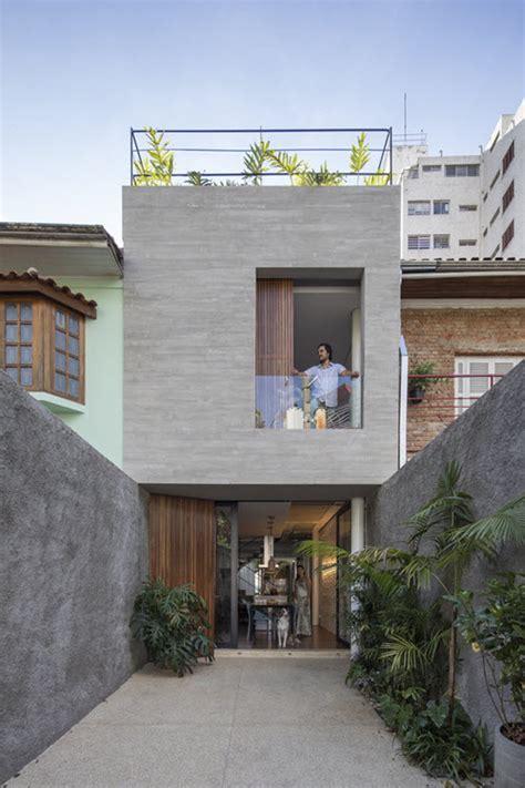 casa pequena construida en terreno angosto de  metros de ancho te ensenamos como aprovechar el