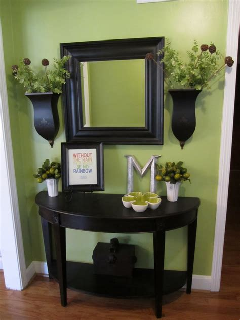 Entry Way Table Decor Entryway Ideas For School Interior Home Design Home