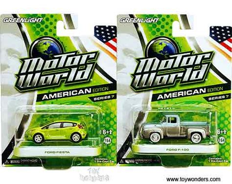Greenlight Motor World Csite motor world diecast series 7 96070 1 6 scale greenlight wholesale diecast model car