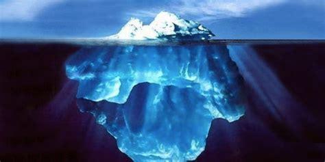 detik detik kiamat detik detik saat gunung es ambrol ini bikin kamu takut