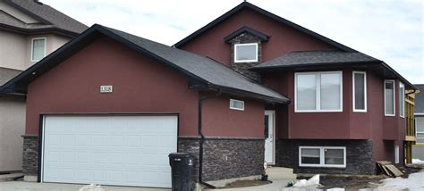 Rempel Square custom homes 1208 square foot bi level