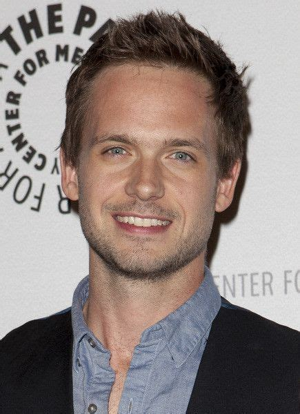 patrick j adams haircut great cut that s short on the sides and textured on top