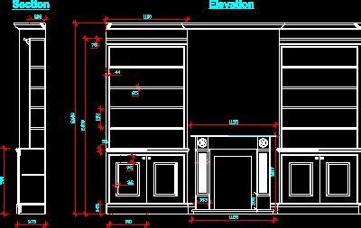 bedroom furniture  dwg section  autocad designs cad