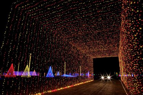 the meadows christmas lights nc the 13 best light displays in virginia
