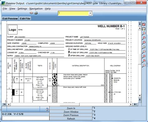 report layout wikipedia basic concepts in log report design gint wiki gint