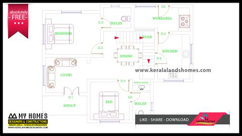 house plan kerala style free download kerala house construction pillars joy studio design gallery best design