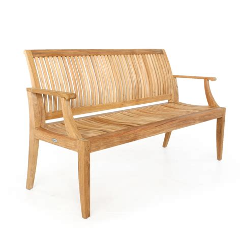 teak bench outdoor laguna teak outdoor bench 5 ft commercial grade
