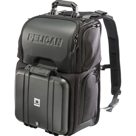 pelican u160 urban elite half case camera pack 0u1600 0003 110