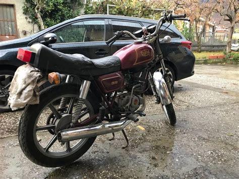Motorrad 125 Ccm Gilera by Gilera Tg3 125 Ccm Um 1981 Catawiki