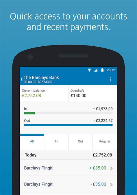 barclays mobile banking barclays mobile banking android apps on play