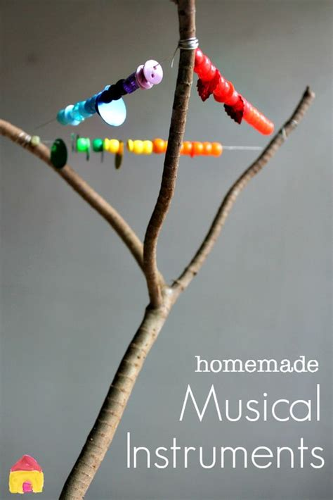 musical instruments crafts for crafts and musicals on