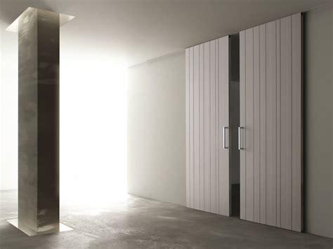 costruire porta scorrevole porta scorrevole in legno ghizzi benatti