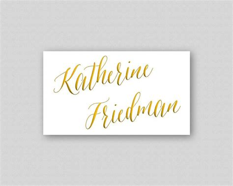 caligraphy place card template free 25 best printable place cards ideas on