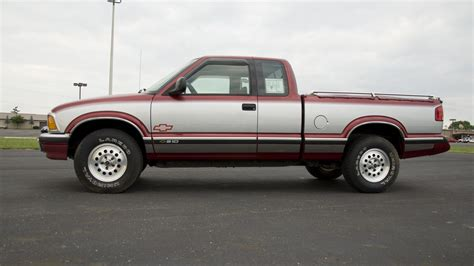 chevrolet extended cab 1994 chevrolet s10 extended cab s50 bob