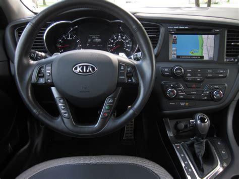 2012 Kia Optima Navigation System 2012 Kia Optima Photos Informations Articles