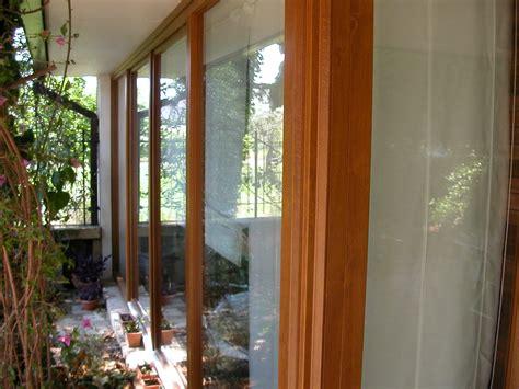 veranda pvc verande in pvc finstral effetto legno bernocchi infissi