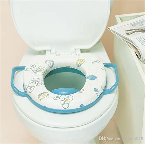 Pispot Anak Potty Toilet baby soft potty toilet seat cushion child toddler