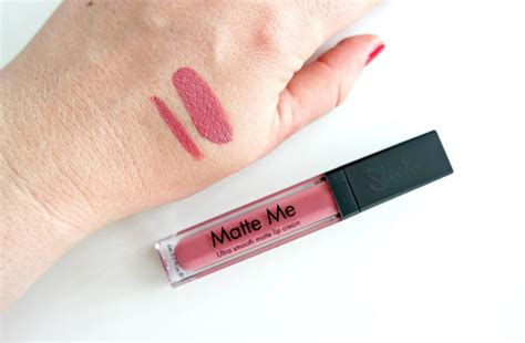 Murah Sleek Matte Me Shabby Chic sleek makeup matte me shabby chic review mugeek vidalondon