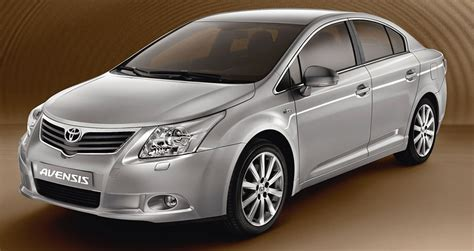 Toyota Avensis Service Light Reset New Of Toyota Avensis Sedan And Touring