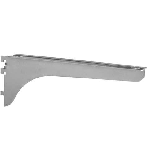 Shelf Support Bracket by Kv Shelf Support Bracket Right Flange In Shelf Brackets