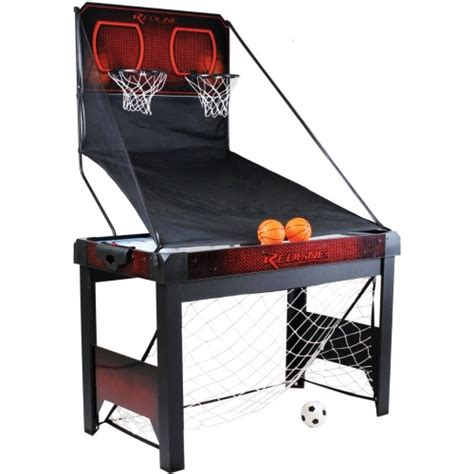 3 in 1 table g05710w redline fusion basketball