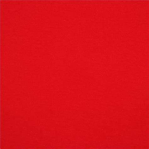 rojo color tela de punto en color rojo liso de robert kaufman
