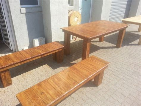 pallet dining table diy pallet dining table with 2 matching benches pallet