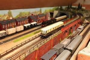 House Plans European by End Of The Line For Model Railway Fan As Housing