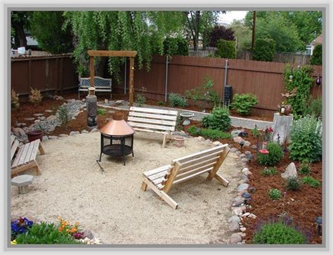 Backyard Decorating On A Budget by Backyard Ideas On A Budget Home Design