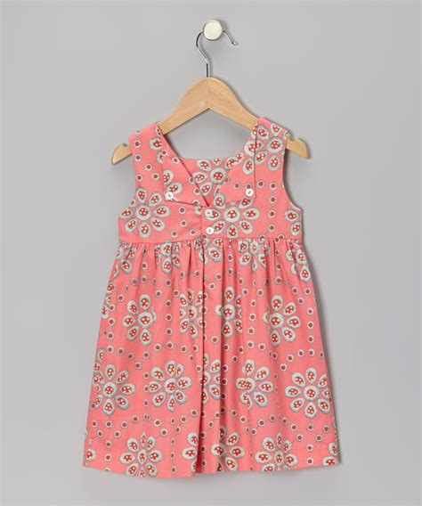 Dress Kid Bungashan 3 pink floral smocked dress inspiration