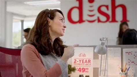 dish commercial actress jill dish network tv commercial 2 year tv price lock call