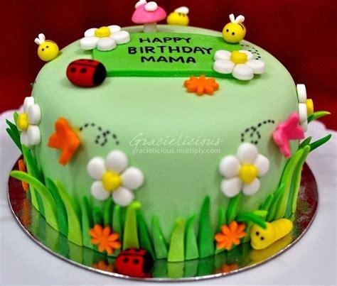 Garden Birthday Cakes Ideas 25 Best Ideas About Garden Cakes On Garden