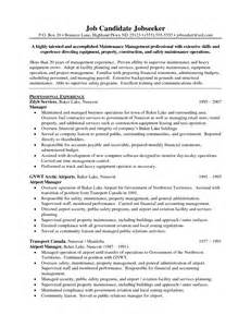 Sle Resume For Sales Manager by Resume Sales Tip