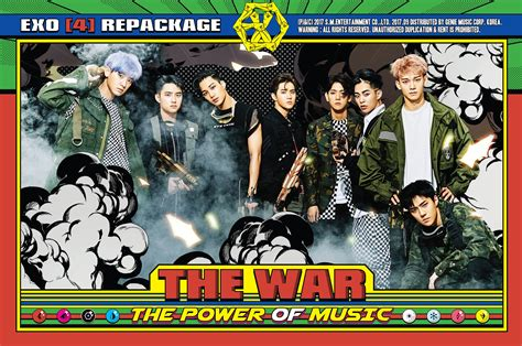 exo album power update exo looks powerful in final group teaser ahead of