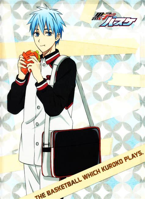 Kaos Anime Kuroko No Basket kuroko no basuke kuroko s basketball image 1385416 zerochan anime image board