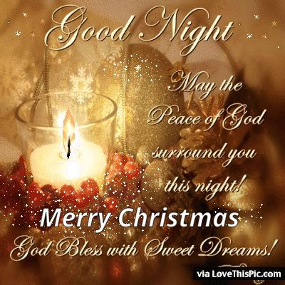 merry chrismtas goodnight quote pictures   images  facebook tumblr pinterest