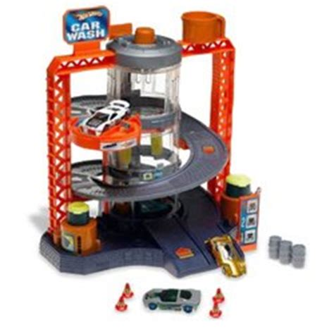 Amazon.com: Hot Wheels Car Wash: Toys & Games