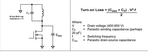 capacitor bank heat dissipation calculation calculating power loss in switching mosfets ee times