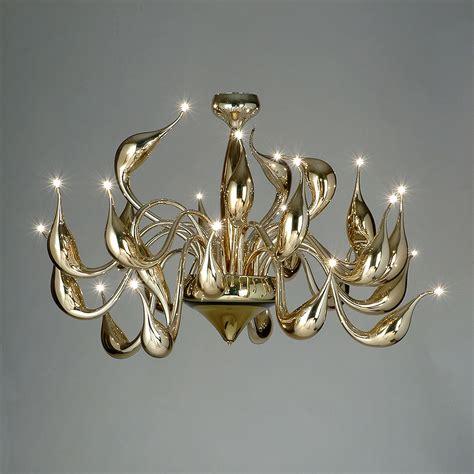 Lu Chandelier gold chandelier lu 1 for a modern interior lighting design