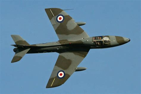 libro hawker hunters at war fate is the hunter daily planet air space magazine